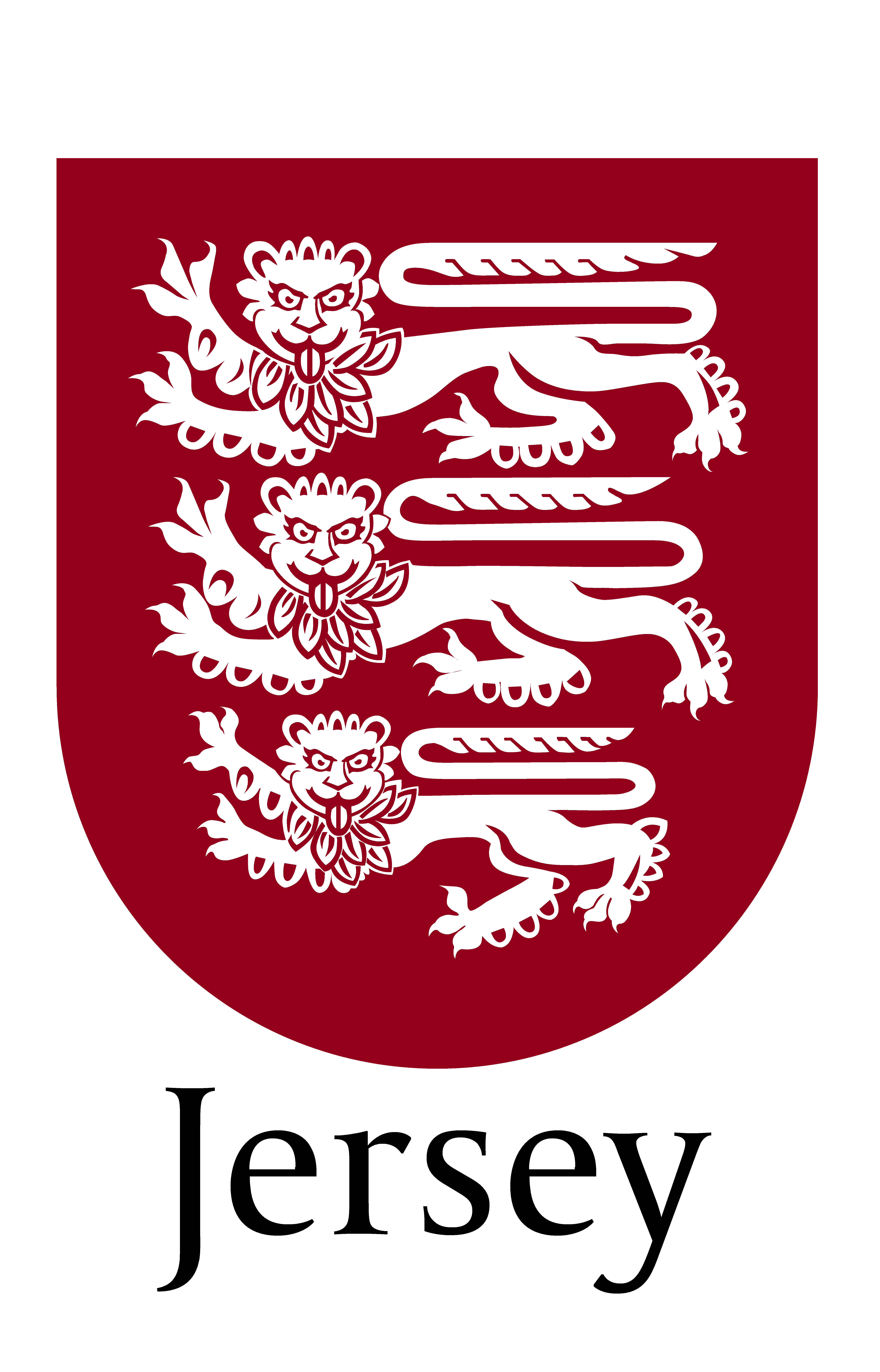 Jersey coat of arms