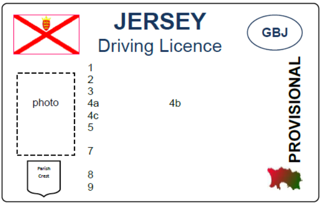 Motor Vehicles (Driving Licences) (Jersey) Order 2003