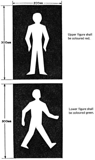 Road Traffic Pedestrian Crossings Jersey Order 1982